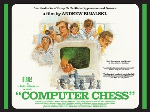 COMPUTER CHESS Official (Masters Of Cinema) UK & Eire Trailer