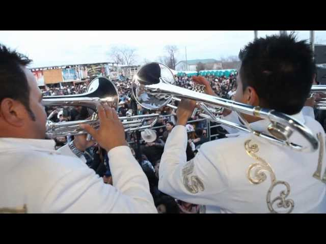 Banda Sinaloense MS en Chicago / La Herradura de Joliet / ArribaChicago Travel Video