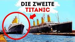 Wieso die Schwesternschiffe der Titanic untergingen
