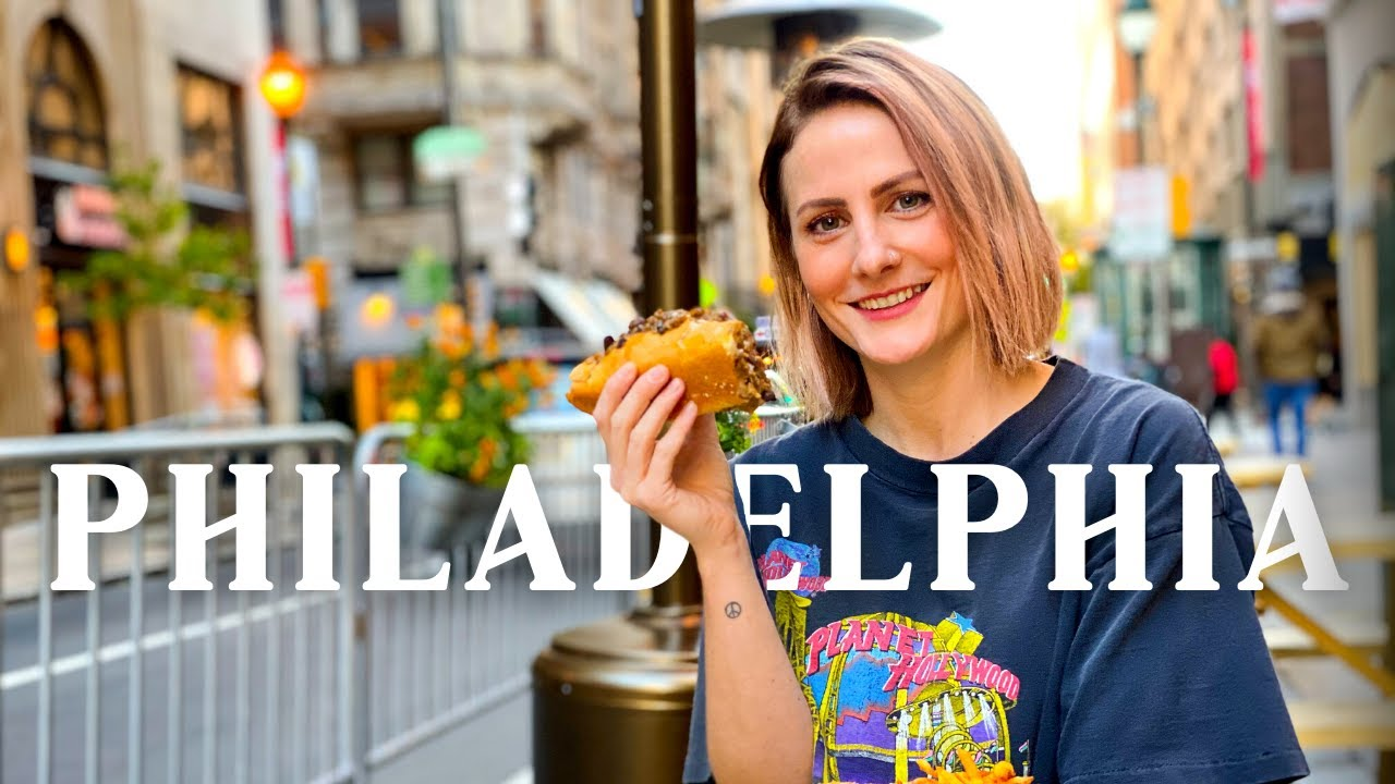 Best VEGAN Food Philadelphia (Philly Cheesesteaks, Pizza, Donuts + More!)