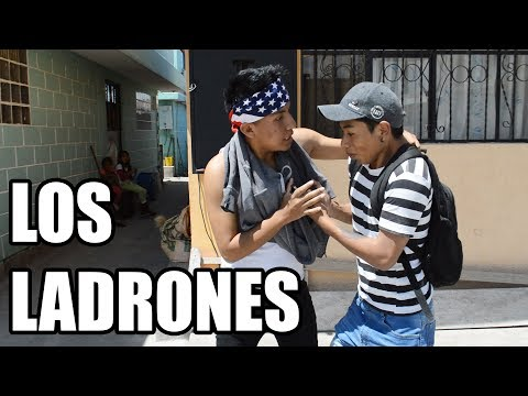 LOS LADRONES | Smith Benavides ft Jampier Pallasco