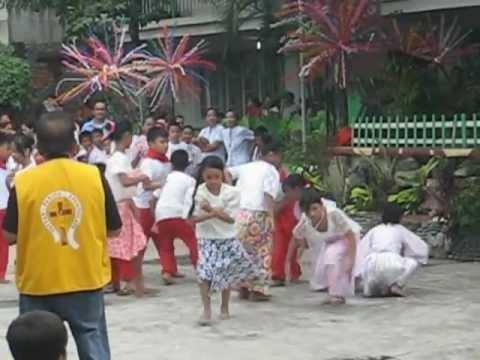 Dolores Elementary School Interpretative dance by Grade 5
