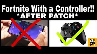 Dont Download PandaKeyMapper64Bit for Fortnite Battle Royale,Fortnite already has controller support
