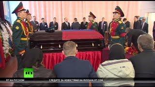 В Оренбургской области прощаются с Героем России Александром Прохоренко