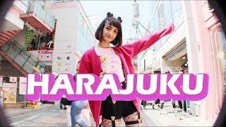 Showing You The Shops on Takeshita Street in Harajuku! thumbnail