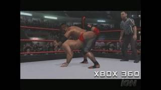 WWE SmackDown vs. Raw 2007 PlayStation 2 Review - Video
