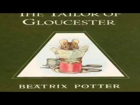 'The Tailor Of Gloucester' by Beatrix Potter - told by Jon England