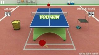 WIN ANY MATCH WITH THIS NEW METHOD | VIRTUAL TABLE TENNIS HD