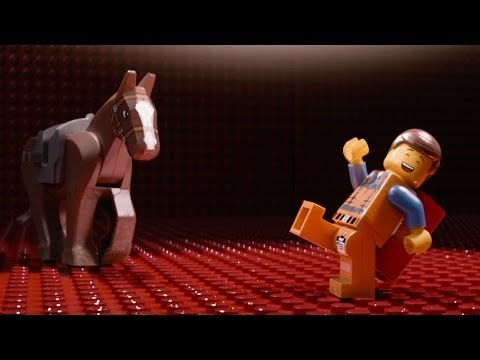 The LEGO Movie - Chinese New Year [HD]