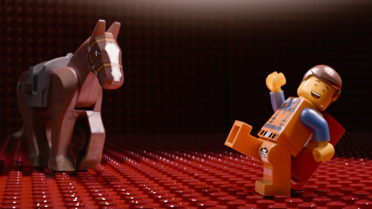 The Lego Movie Chinese New Year Hd Youtube