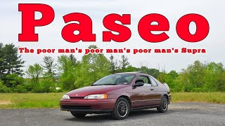 homepage tile video photo for 1995 Toyota Paseo: Regular Car Reviews