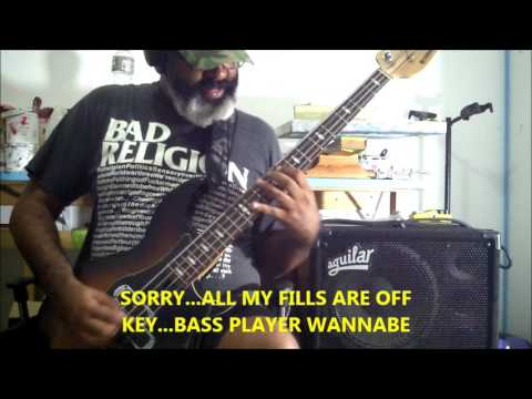 CORROSION OF CONFORMITY * LOSS FOR WORDS* BASS COVER