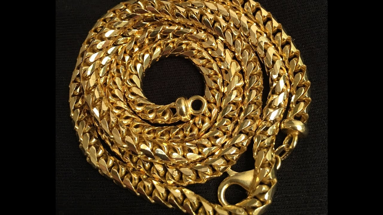 Fake Or Real Gold Should You File Your Gold Chain And