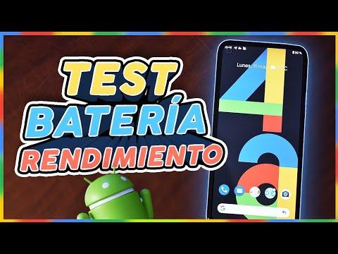 Google Pixel 4A - Test de Batería y Rendimiento al teléfono económico de Google