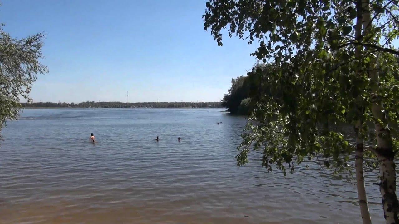 Пироговское водохранилище 14 07 14г