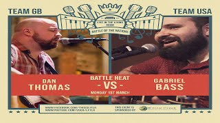 Live In The Living Room's Battle Of The Nations Battle 5 (Unplugged)