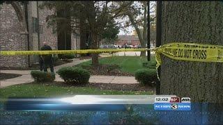 Murder investigation in Benson