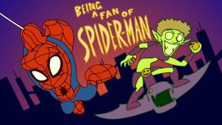 Being a fan of Spider-Man - Kirblog 51016