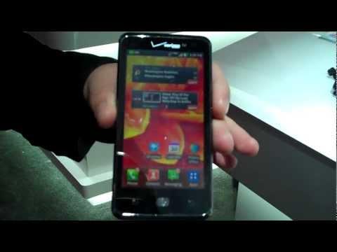 LG Spectrum phone (CES 2012)