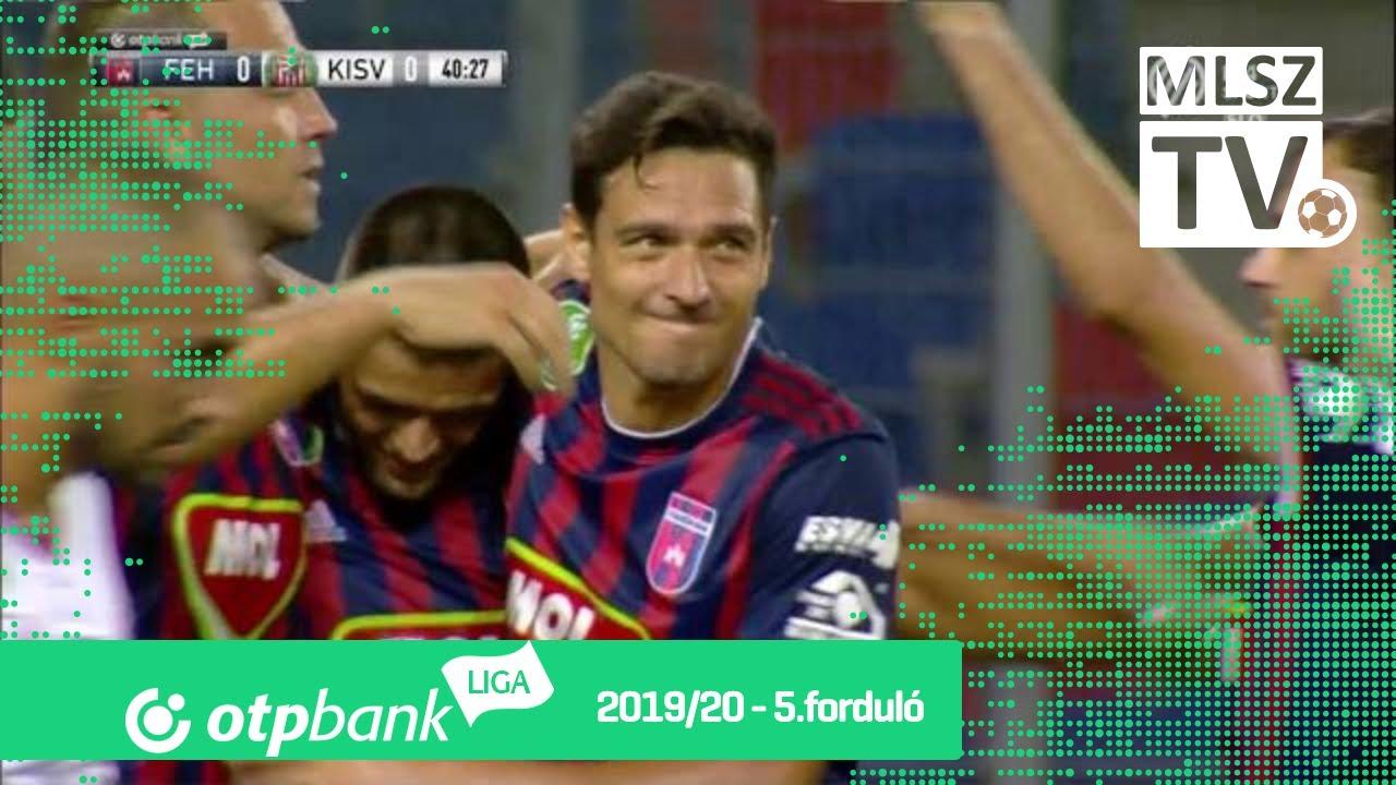MOL Fehérvár FC – Kisvárda Master Good | 3-0 | (1-0) | OTP ...
