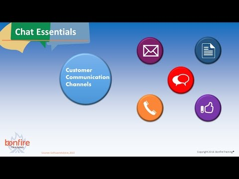 Free LIVE! Webinar   Great Customer Service in Chat