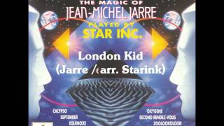 London Kid (Jarre / arr. Starink)