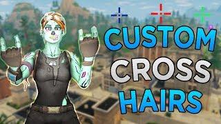 How To Get a Custom Crosshair In Fortnite (Season 8)