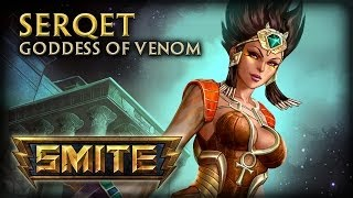SMITE - God Reveal: Serqet, Goddess of Venom