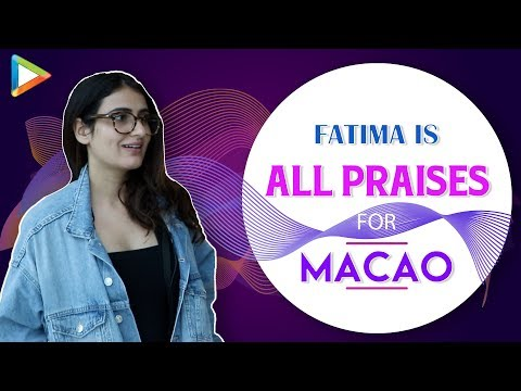 Fatima Sana Shaikh On Her Rich & Enriching Experience In Macao | St.Paul Ruins | Art Exhibition Mp3