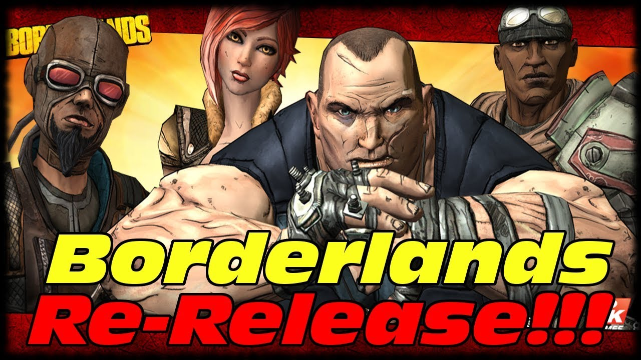 borderlands 1 game of the year