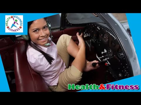 Christina Martinez - Pilot Operates Plane Without Arms And Inspires People Everywhere