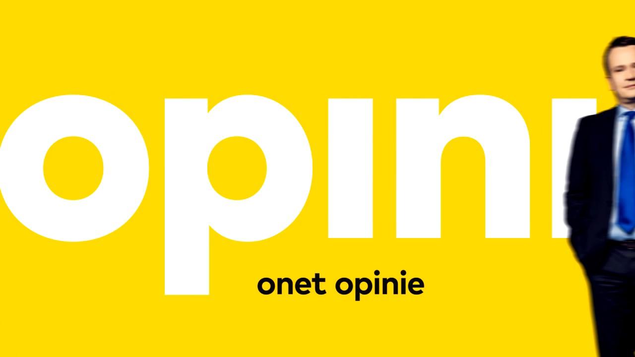 Program Onet Opinie - Andrzej Stankiewicz - YouTube Onet