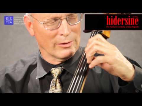 Cello Technique - Finger Flexibility and Rotation