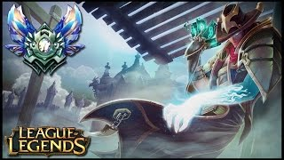TWISTED FATE DEL INFRAMUNDO vs YASUO MID [RANKED] - League of Legends