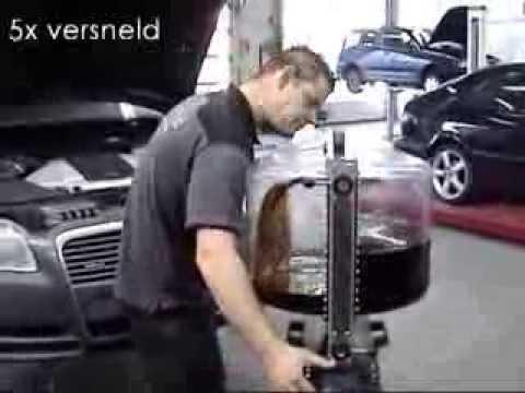 Automaatbak Spoelen Audi A4 Versnellingsbak Spoelen Audi