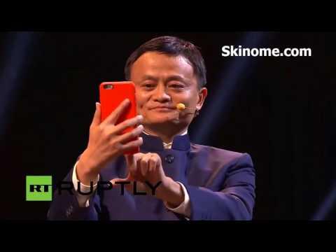Jack Ma's mind-blowing speech on AI and Data with Angela Merke
