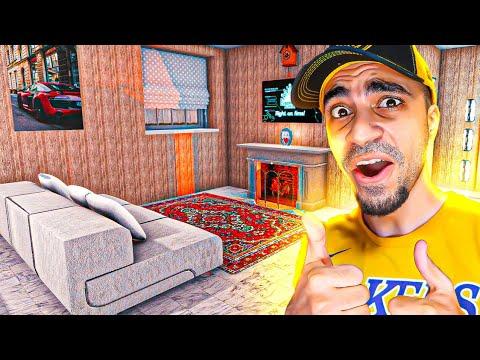 تنظيف بيوت : بيتي الجديد جاهز House Flipper !!
