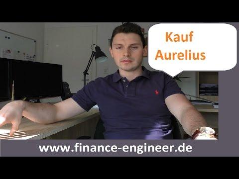 Kauf Aurelius Equity in Aktiendepot 5,3% Dividendenrendite