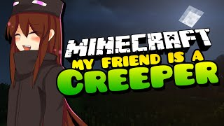 MAKING OUT WITH SLEEPING BEAUTIES! My Friend is a Creeper (Minecraft Roleplay) - Ep. 48
