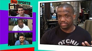 Maurice Clarett Says Nick Bosa Could Make $100 Mil, Leaving OSU Is Smart   TMZ Sports