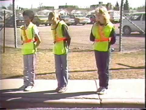 Calgary School Patrol Training Film - Circa 1986