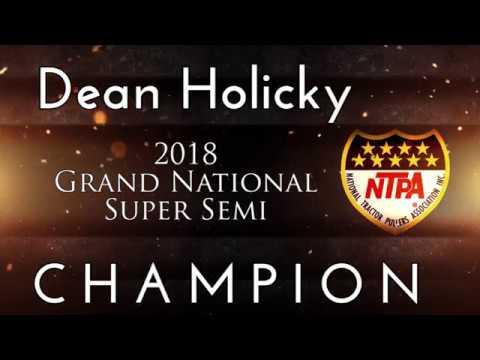 2018 GN Super Semi Champion Spotlight - News - NTPA Pull