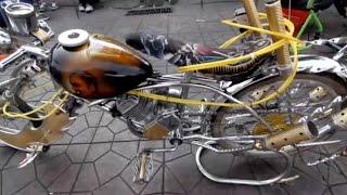 สุดทึ่ง!!! จักรยานไฮโดรลิค ดิ้นได้ ขยับได้ ด้วยรีโมท ดีไซน์สุดแนว