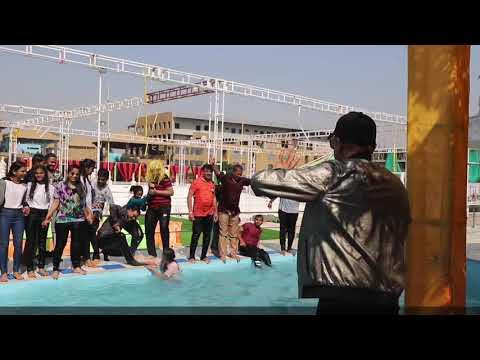 #AAC Anchor Abhishek Choudhary | Wedding Pool Party