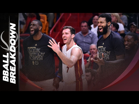 The Key To The Miami Heat 13 Game Winning Streak: James Johnson