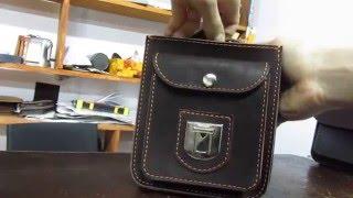 видео Купить кожаные Барсетки в Москве