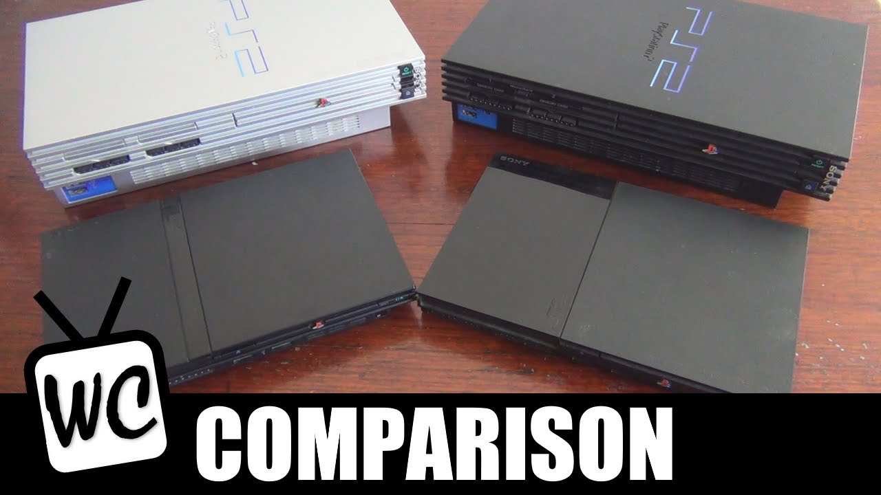 ARTICLE] PS2 Models Comparison - Which Model Do I Buy? (SCPH