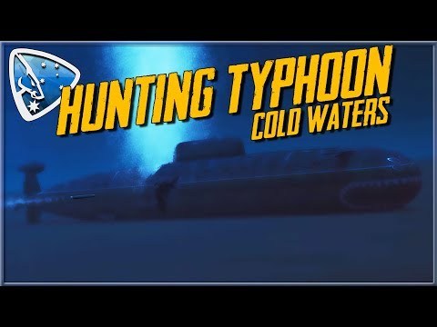 Cold Waters: Hunting Typhoon   Submarine Simulation