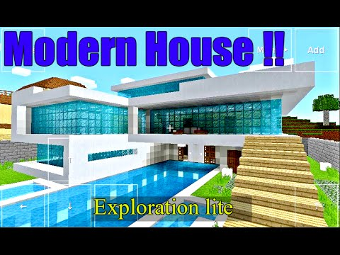 Biggest House In The World 2017 Minecraft Best House In The World Best And Biggest  Houses Modern House 2018 In Minecraft With Decoration Youtube