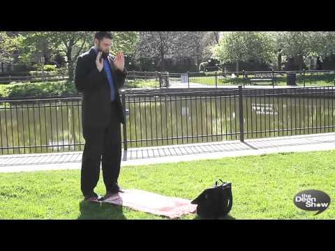 How To Pray Salah Namaz According To Quran And Sunnah - The Deen Show
